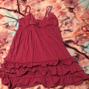 Victoria's Secret PINK nightgown slip size L
